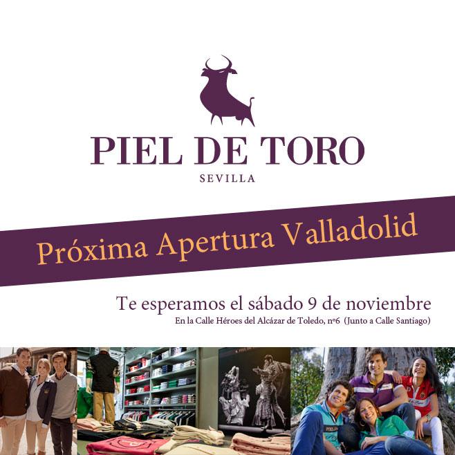 Apertura Valladolid