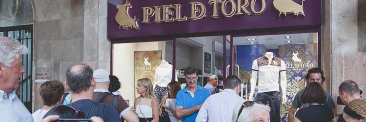 Apertura tienda Piel de Toro Mallorca