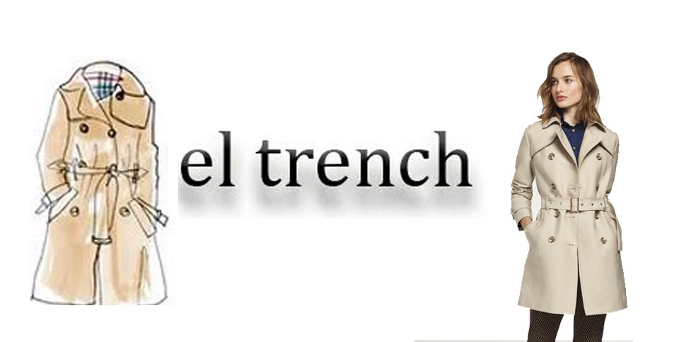 Trench Piel de Toro